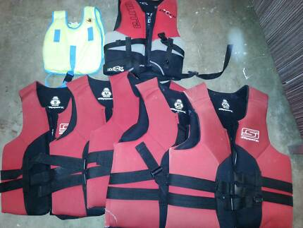Life Jackets Southport Gold Coast City Preview