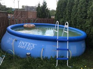 Piscine 16p gonflable