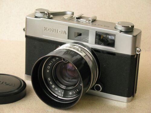 Konica S2 Rangefinder 35mm Camera