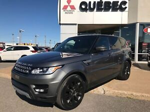 2014 Land Rover Range Rover Sport V8 Supercharged Toit pano & 8