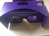 Bnib Bt Sport Google Cardboard 3d Virtual Reality Viewer For Smartphone - bt sport - ebay.co.uk