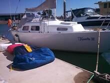 Quest 8 Meter -  Yanmar diesel + great set of custom sails Manly West Brisbane South East Preview