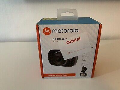 MOTOROLA Full HD 1080p Dash Cam MDC150 140° Wide Viewing Angle