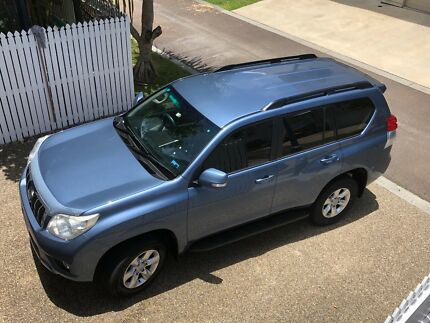 Toyota Landcruiser Prado GXL 2010 Marcoola Maroochydore Area Preview