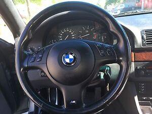 Original 2003 E39 BMW 530iA M-Sport 330,000 kms Sterling Grey