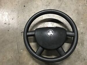 VY Steering Wheel and Airbag. Clontarf Redcliffe Area Preview