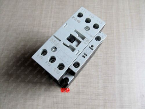 1PC used DIL M17-01 DC24V EATON contactor