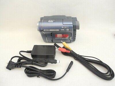 Sony Handycam CCD-TRV328 8mm Hi-8 Analog Camcorder - FOR TRANSFER ONLY