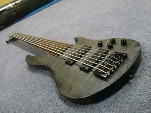 Brice 6 string fretless bass guitar Howrah Clarence Area Preview