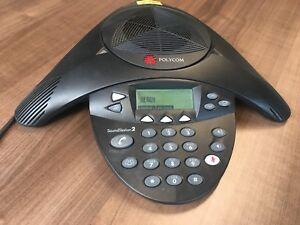 Polycom sound station expandable conference phone
