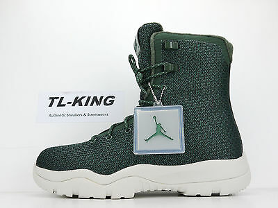 Nike Air Jordan Future Boots Waterproof Grove Green 854554 300 Msrp  225 Fm