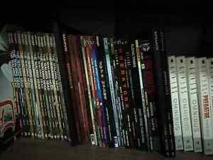 Huge 92 Graphic novel/Trade paperback comic collection & BONUS Yokine Stirling Area Preview