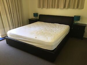 King size mattress (bed not included) Boondall Brisbane North East Preview