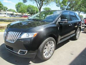 2013 Lincoln MKX AWD*PANOROOF*CAMERA*NAV*