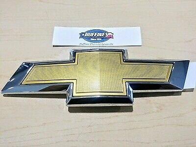 New OEM Rear Bowtie Emblem - 2011-2016 Chevrolet Cruze (95441429)