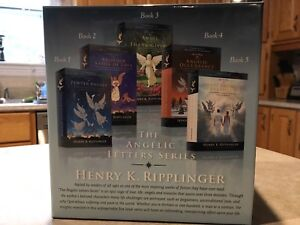 Angelic Letters Series - Box set of 5 books
