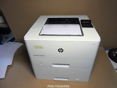 HP LaserJet Pro M402dne C5J91A MONO A4 Laser 38ppm Printer LAN USB 2201 PRINTS