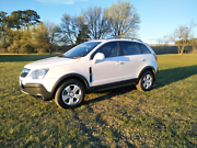 2010 holden captiva swaps low kms Morwell Latrobe Valley Preview