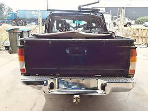 Wrecking 1996 Nissan Navara D21 Update Dual Cab Ute Auto RWD Port Adelaide Port Adelaide Area Preview