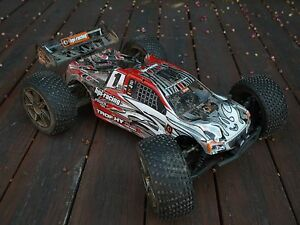 HPI Trophy 4.6 Truggy, Great condition Toorak Stonnington Area Preview