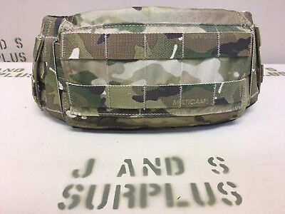 Crye Precision Multicam Low Profile Medium Tactical Battle Belt New In Package