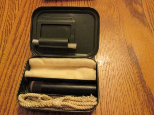British Jungle Carbine No, 5 Cleaning Kit! Excellent Condition! Cool and Ready!!