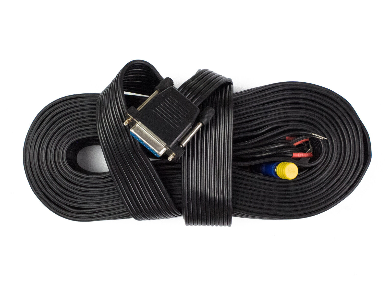 Bose Acoustimass 6 10 15 System Input Cable Connector Link Wires Sub ...
