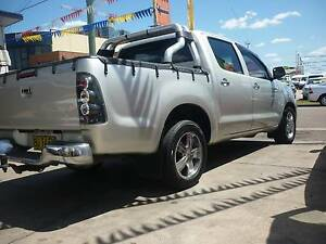 2007 Toyota Hilux Ute SR5 5SPD MANUAL...THIS WEEK SPECIAL Clyde Parramatta Area Preview