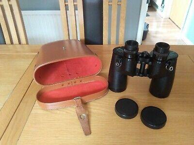 Binoculars 10x50 used Charles Frank Nipole