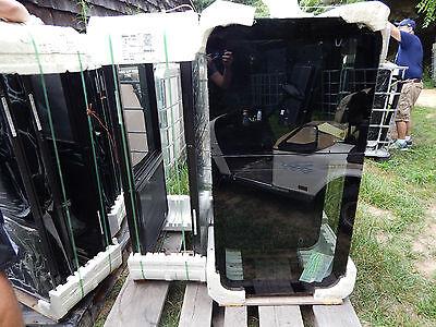 """RV Trailer Window, 22""""X48"""", W/Screen & Trim Ring, Frameless Window, #554"""
