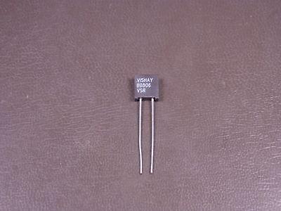 Y0075470r000f0l Vishay Metal Foil Precision Resistor 470 Ohm 1 0.3w Radial Nos