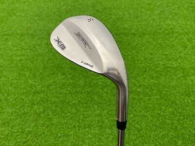 NICE Acer Golf XB D-Grind 64* FLOP LOB WEDGE Right Handed RH Steel Wedge Flex LW
