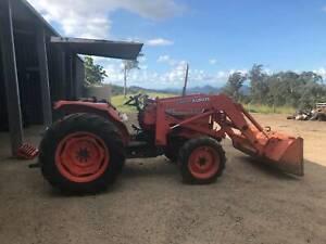 Tractor Kubota L4150