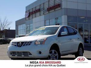 2012 Nissan Rogue S + AIR CLIMATISÉ + BLUETOOTH