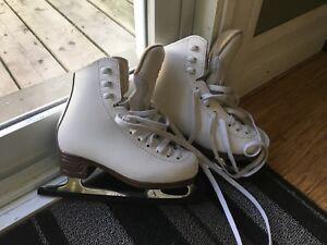 Jackson Girls Figure Skates