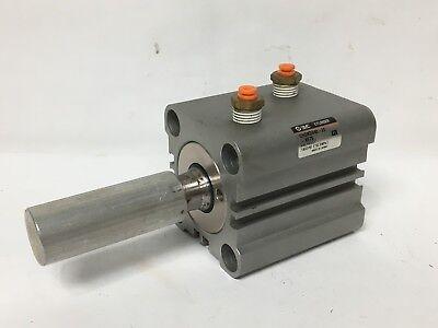 Smc Chdkdb40-25-x675 Compact High Pressure Hydraulic Cylinder 1450psi 10.0mpa