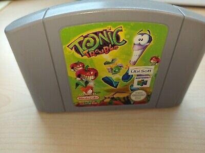 Tonic Trouble - N64 Nintendo 64 PAL gut