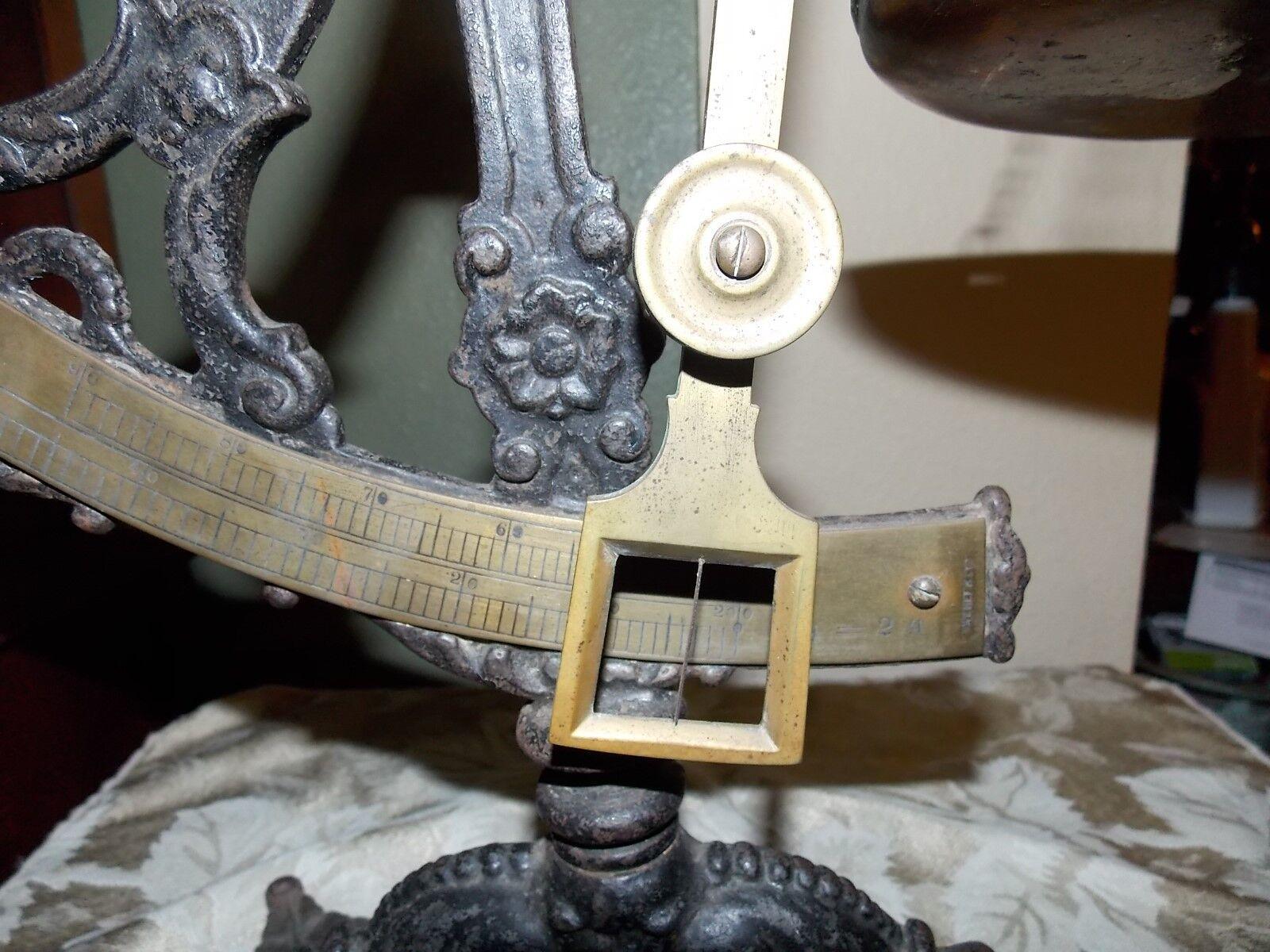 0-2000 Grams, Chatillon L72 Spring Scale 0-72 Ounces