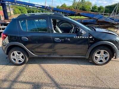 2014 Dacia Sandero Stepway 0.9 TCe Ambiance 5dr Salvage Damaged Spares or repair