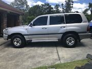 2001 HDJ100r GXL Toyota landcruiser South Grafton Clarence Valley Preview