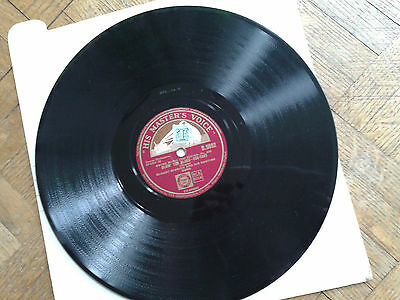 "Muggsy Spanier and Ragtime Band - Bluin' the Blues/At Sundown 10"" 78rpm Record"