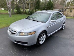 Used 2005 Acura TL