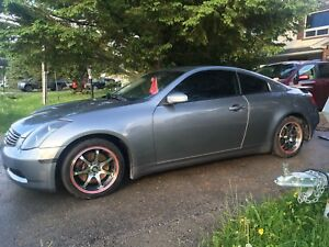 2007 infinity g35 coupe 3.5L