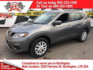 2016 Nissan Rogue S, Automatic, Back Up Group, AWD