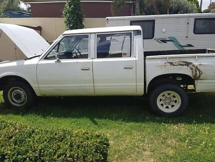 Datsun 720y, 4 Door, 4 Speed utility ute Hackham Morphett Vale Area Preview