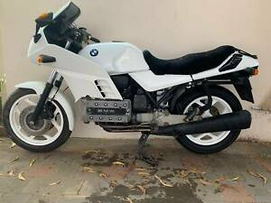 BMW K100RS Motorcycle 1983