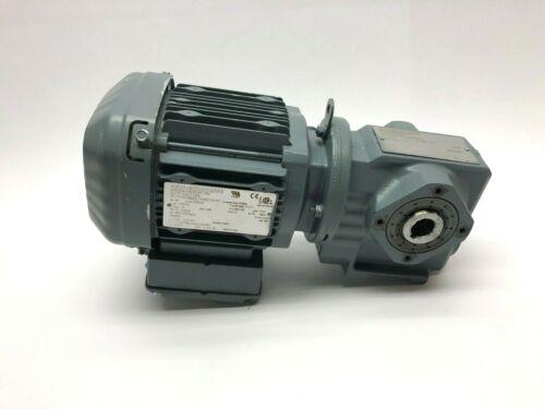 SEW-Eurodrive SA37 DRS71S4 Drive Motor w/ 1700/24 rpm gearbox, Flexlink Conveyor