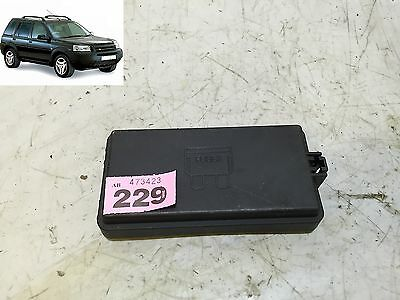 land rover lander black plastic fuse box cover yqh100900 1997 land rover lander black plastic fuse box cover yqh100900 1997 2003