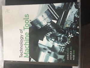 Machine Tools Great Deals On Books Used Textbooks Comics And