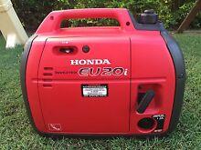 Honda EU20i inverter portable generator 2kva Beerwah Caloundra Area Preview